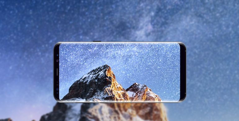 Is Infinity Display a passing fad or the future of mobile display?