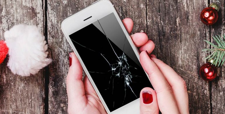 Celebrate your Christmas with quick mobile repair solutions from Mobex
